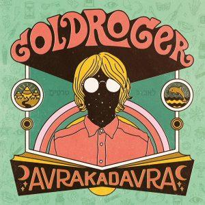 Cover: Goldroger - AVRAKADAVRA