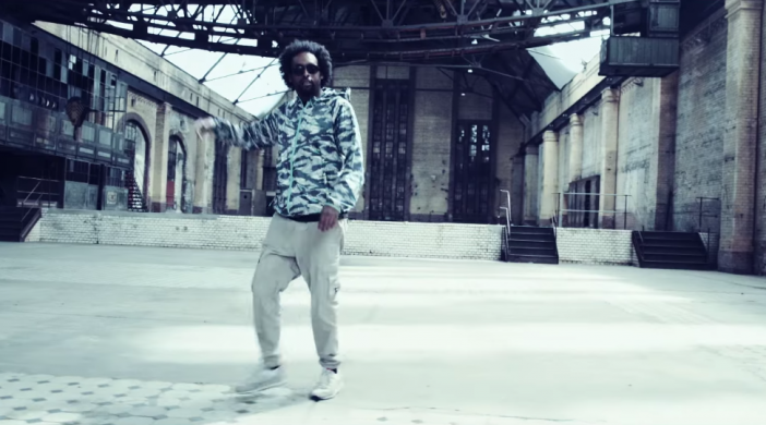 Screenshot aus Video Afrob - Ich bim dieser