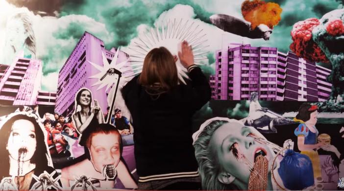 Screenshot aus Video PILZ - Konfetti