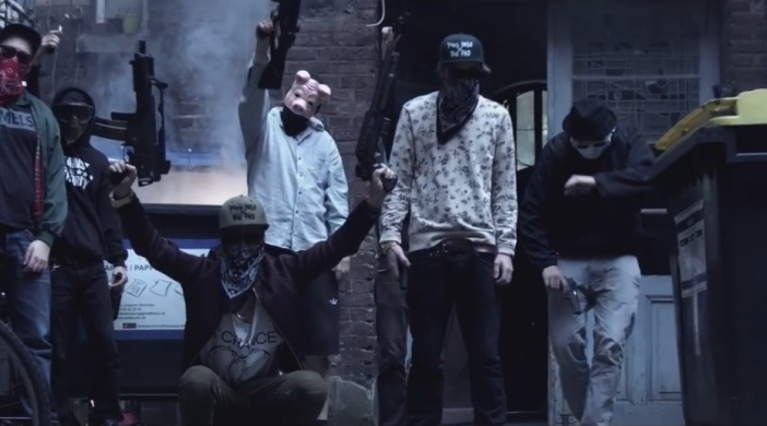 Screenshot Yung Huso x Big Pad - Schusswaffen