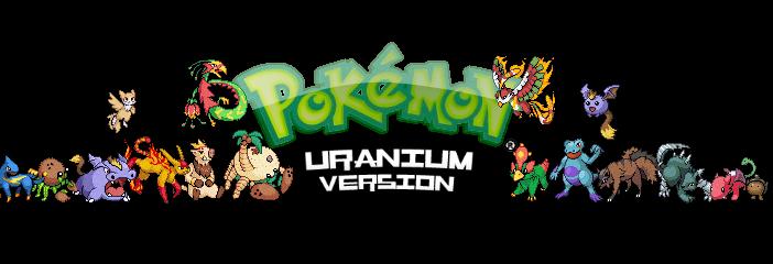 Titelbild Pokemon Uranium