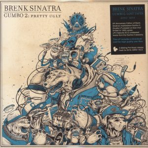 Cover zu Brenk Sinatra Cover Gumbo II: Pretty Ugly / Lost Tapes