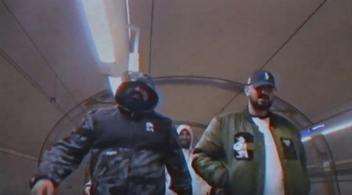 Screenshot Musikvideo Coup Kanack
