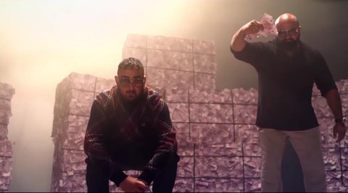 Xatar und Haftbefehl - Coup - Gib Geld (Screenshot aus Musikvideo)