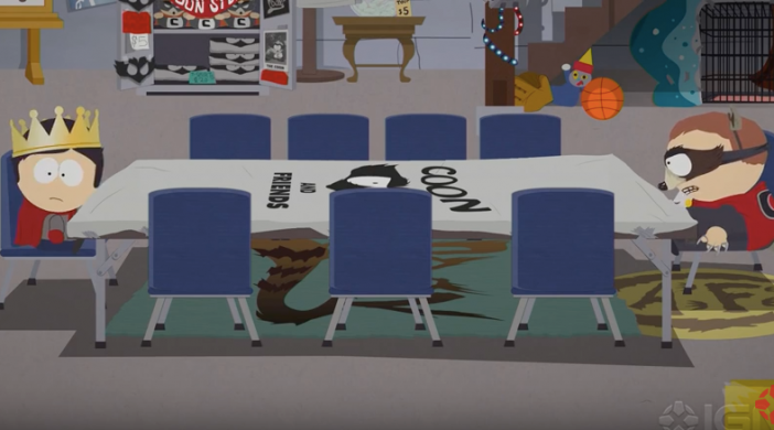 IGN Gameplay Video Screenshot South Park