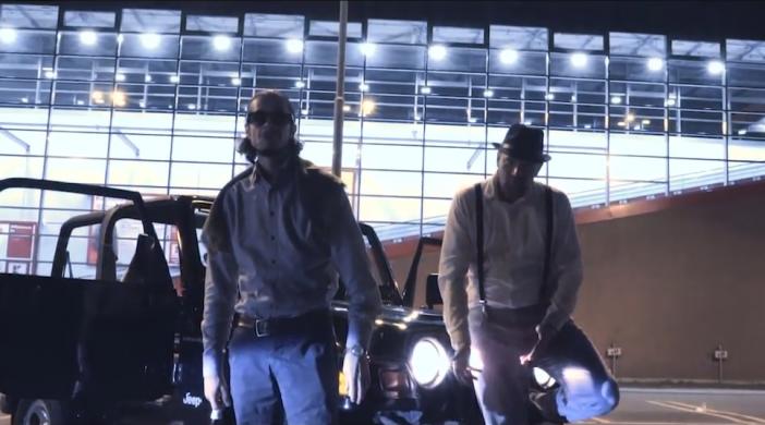 Screenshot Musikvideo Hiob & Pierre Sonality - Ein Tag im Leben (prod. Hieronymuz)