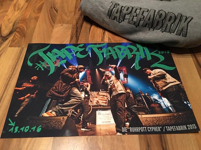 Tapefabrik 2017