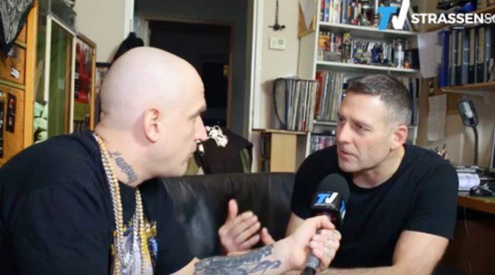 Interview TV Strassensound Marcus Staiger und MC Bogy