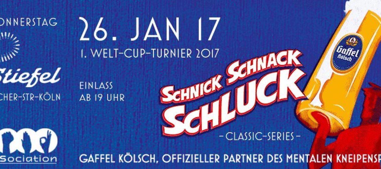 Erstes Weltcup-Turnier 2017 – Schere, Stein und Papier