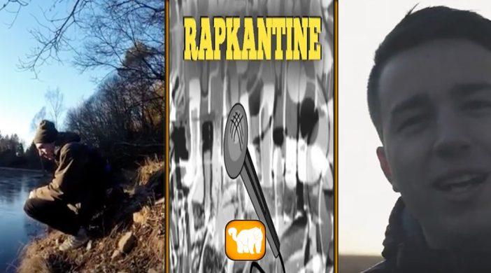 Screenshots aus Videos von Pimf Rapkantine und Jephza