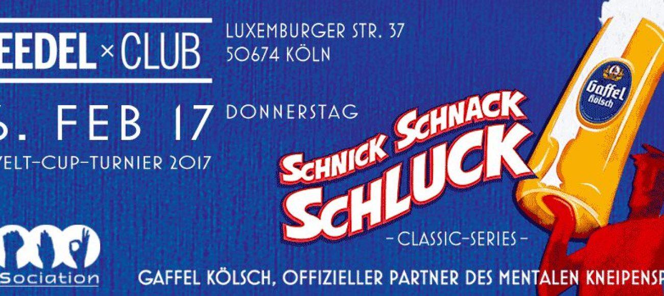 Zweites Weltcup-Turnier 2017 – Schere, Stein und Papier