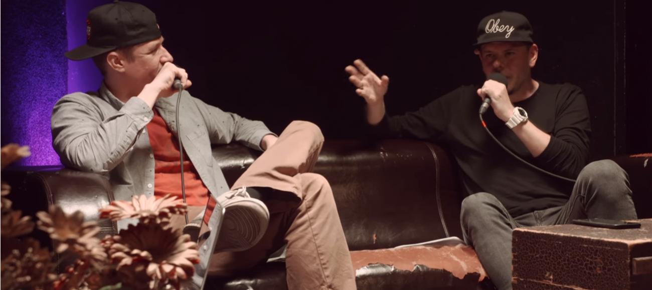Falk Schacht im Talk mit DJ Ron & DJ Shusta über die Zukunft von Rap | Uptowns Finest Talk #011
