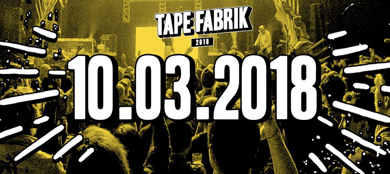 Tapefabrik 2018
