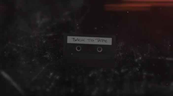 Screenshot Back to Tape Intro