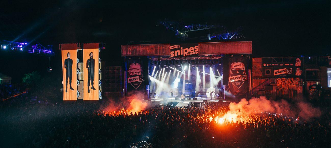 Das war der Festivalsommer 2018: splash! Festival #21