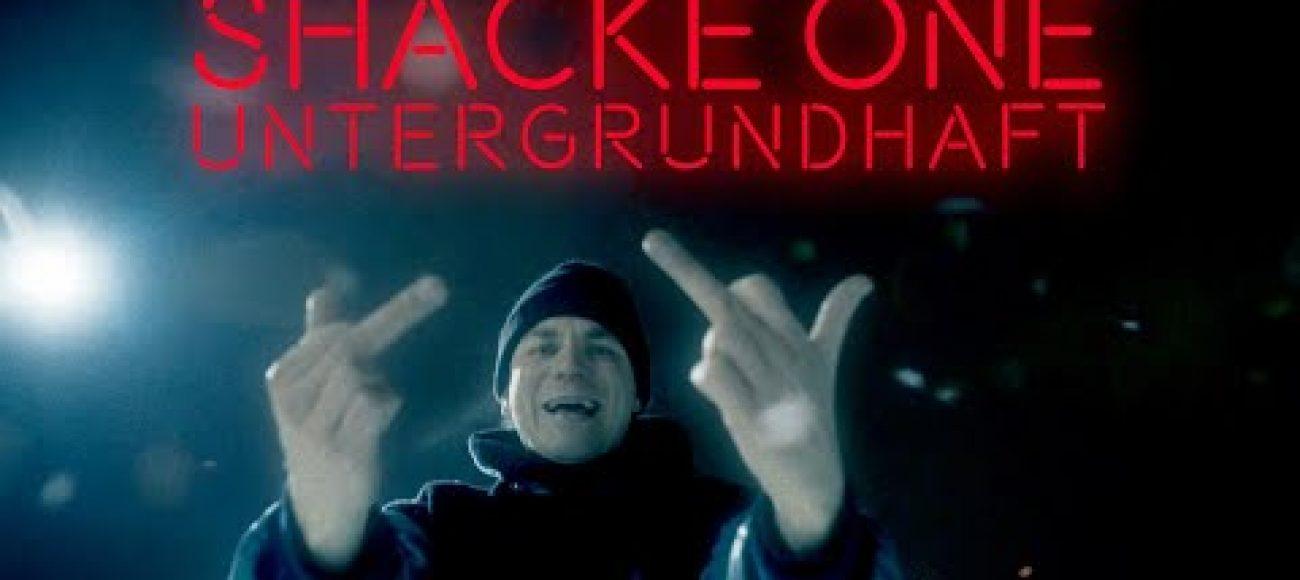 Shacke One – Untergrundhaft ► prod. Achim Funk