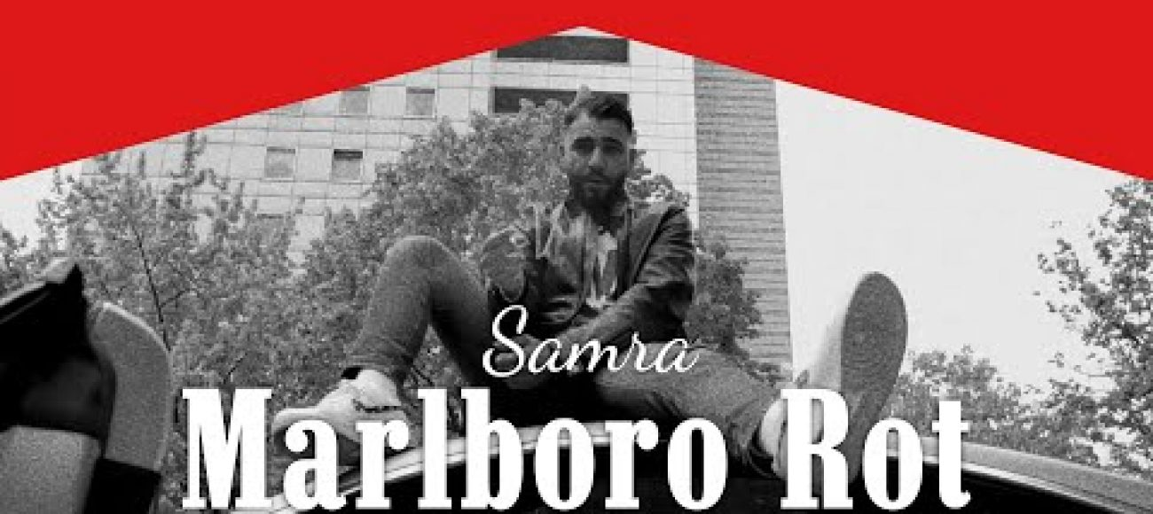 SAMRA – MARLBORO ROT (PROD. BY LUKAS PIANO & GRECKOE)