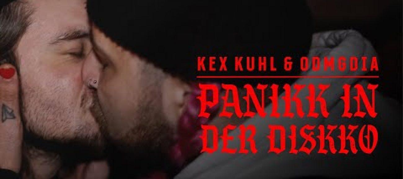 Kex Kuhl & ODMGDIA – PANIKK IN DER DISKKO prod. John (Offizielles Video)